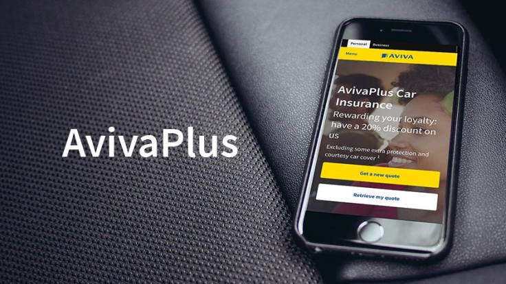 AvivaPlus card imge