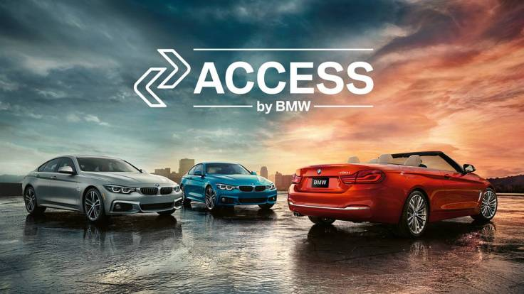 bmw-access-subscription-program