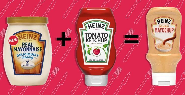 Heinz mayochup
